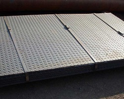 chequered steelsheets